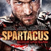 Win a copy of Spartacus: Blood & Sand on DVD