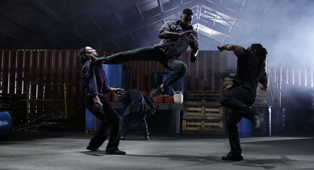Permalink to Michael Jai White to screen his new action thriller Falcon Rising at UrbanWorld