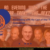 @NY_Comic_Con #StarTrek Captains Patrick Stewart and William Shatner to share stage at Star Trek: The Next Generation cast event during New York Super Week