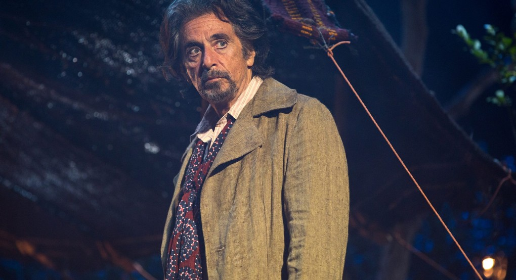 Permalink to First trailer for Al Pacino comedy The Humbling