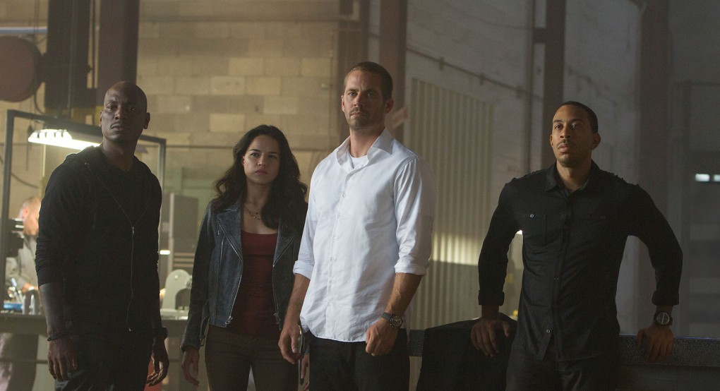 Permalink to First trailer and movie photos from the James Wan-directed Furious 7