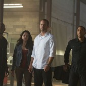 First trailer and movie photos from the James Wan-directed Furious 7