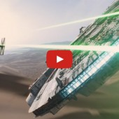 J.J. Abrams-directed Star Wars: Episode VII – The Force Awakens gets its first teaser trailer