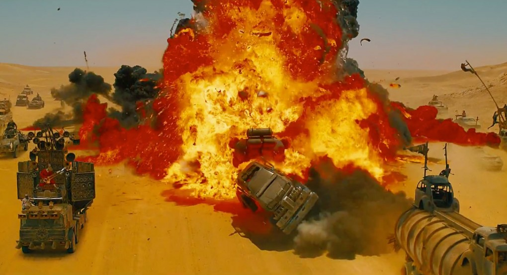 Permalink to #madmax #filmfetish #cultcinemaicons Epic trailer revealed for George Miller's Mad Max: Fury Road
