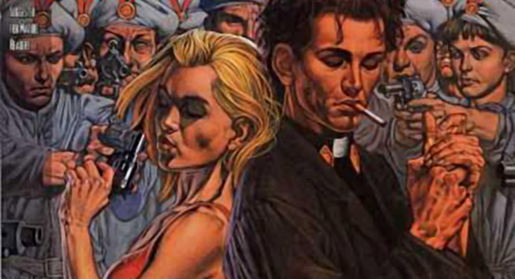 Permalink to DC Vertigo's Preacher Comic TV pilot adaptation ordered by AMC