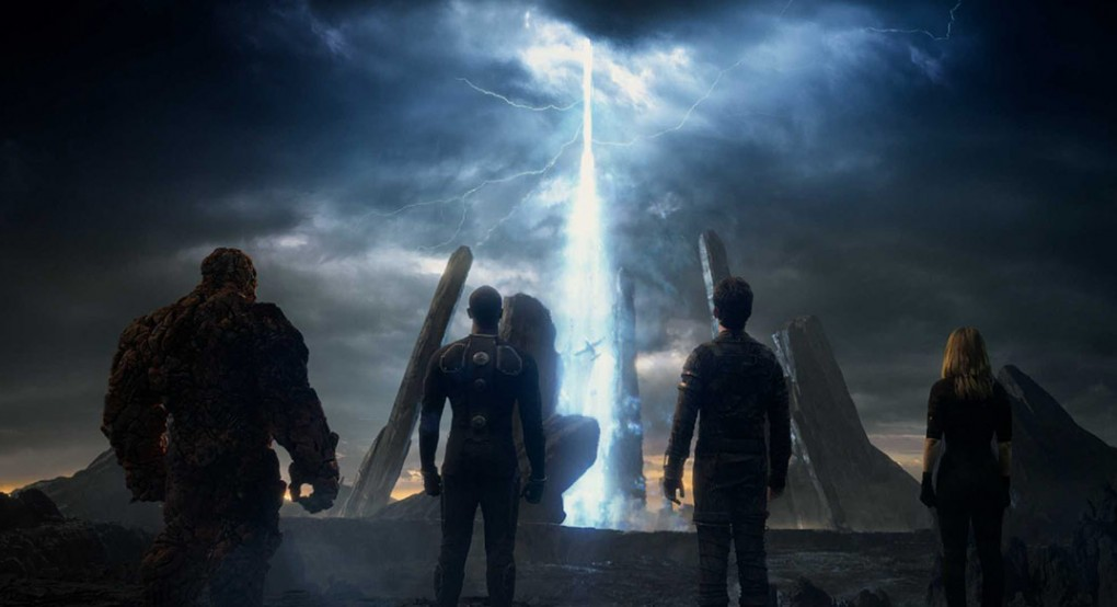 Permalink to First trailer and images revealed from this summer's Fantastic Four reboot