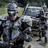 New poster, stills and trailer for zom-pocalypse action-fest Wyrmwood: Road of the Dead