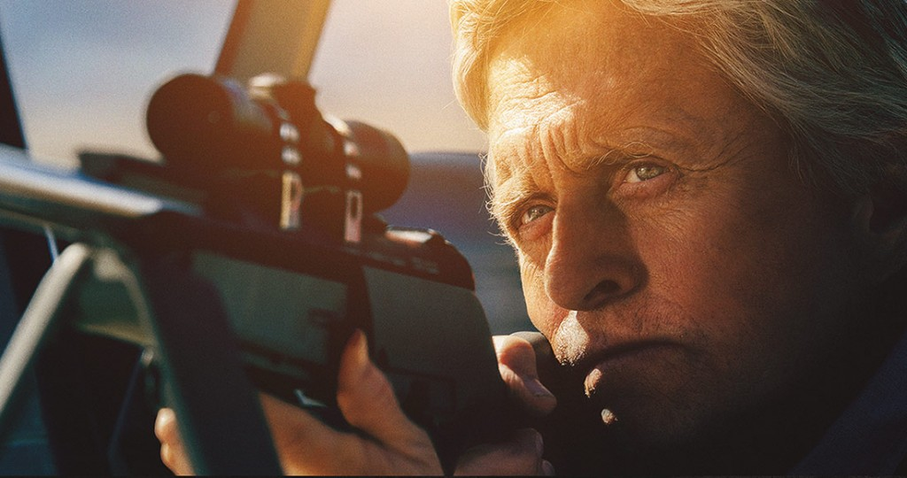New trailer and poster for Michael Douglas thriller Beyond the Reach