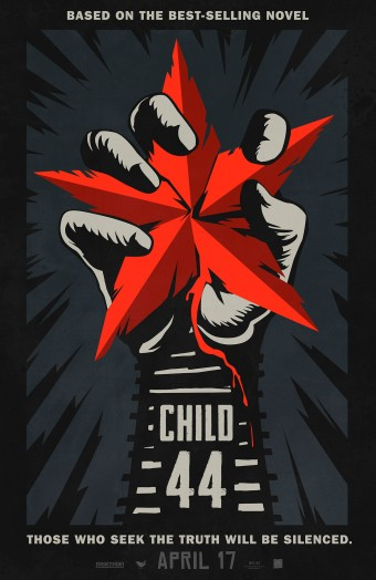 New poster revealed for thriller Child 44