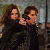Want to see Tom Cruise hanging from the side of an airplane? Check out this teaser trailer for Mission: Impossible 5 – Rogue Nation