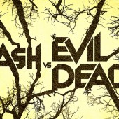 #STARZ reveals graphic teaser and promo poster for #AshvsEvilDead