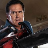 Extended trailer and new poster for Ash vs Evil Dead now online