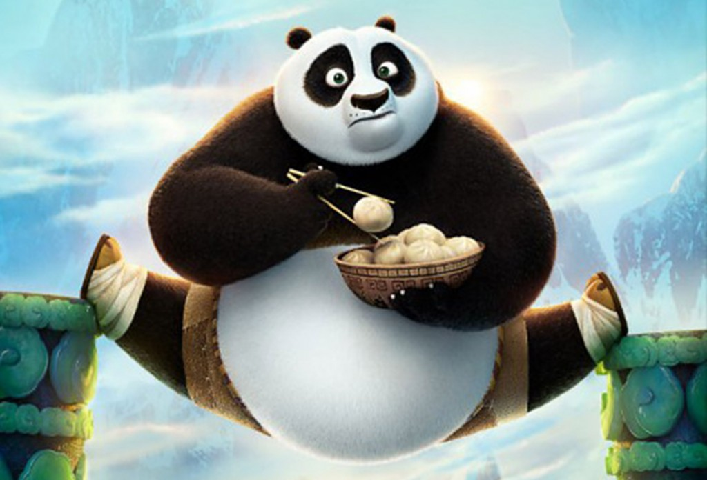 First poster revealed for Kung Fu Panda 3