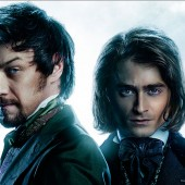 First trailer and poster revealed for reinvented classic horror #VictorFrankenstein