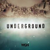 Historical thriller Underground comes to New York Comic-Con 2015