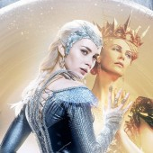 Trailer and character posters for The Huntsman Winter's War