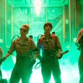 Character posters for #Ghostbusters remake revealed