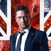 Official poster released for action thriller London Has Fallen