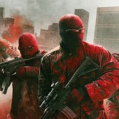 New clip revealed ahead of Friday release of action thriller Triple 9