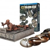 Get The Walking Dead Season 5 Limited Edition Blu-ray for 50% off for a limited time