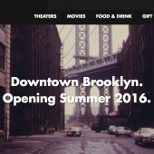 Downtown Brooklyn Alamo Drafthouse opening this summer