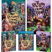Details on Shout Factory's feature-rich Return of the Living Dead Limited Edition release