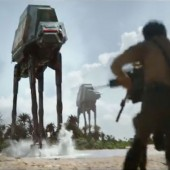 Check out this preview of movie spin-off Rogue One: A Star Wars Story