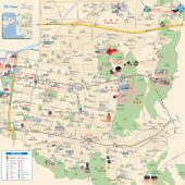 Bucheon City Map
