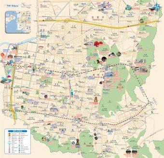Bucheon City Map