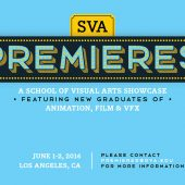 SVA to present recent alumni projects to entertainment industry with inaugural SVA Premieres