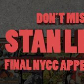 Stan Lee making final New York Comic Con appearance with 2016 show