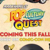 Mark Hamill to host new pop culture television show on Comic-Con HQ