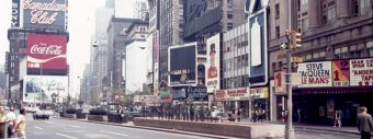 Le Mans at the Loew's State, Times Square, New York City (1971)