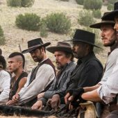 New trailer and poster revealed for Antoine Fuqua/Denzel Washington remake of The Magnificent Seven