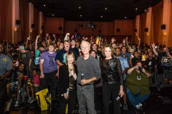 Gale Ann Hurd, James Cameron and Sigourney Weaver host 30th Anniversary screening of Aliens at San Diego Comic Con 2016
