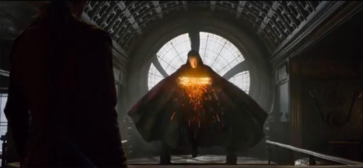 New TV spot for Marvel's Doctor Strange reveals more plot ...