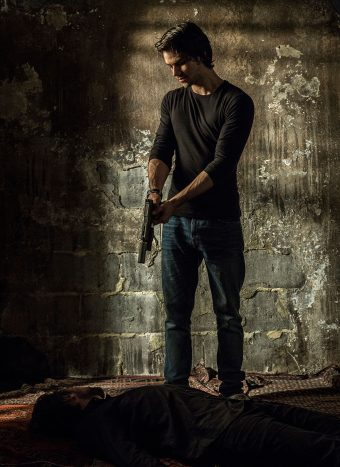 First look at Dylan O'Brien in American Assassin adaptation