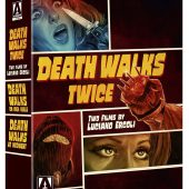 Death Walks Twice: Two Films by Luciano Ercoli 4-Disc Limited Edition Boxset (includes Death Walks on High Heels and Death Walks at Midnight)