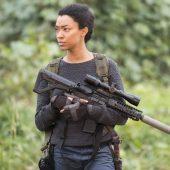 The Walking Dead's Sonequa Martin-Green cast as lead in new sci-fi show Star Trek: Discovery