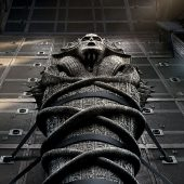 Tom Cruise and Russell Crowe team up for next summer's reinvention of Universal Monster franchise The Mummy; check out the teaser trailer and poster