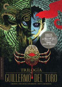 Trilogia de Guillermo del Toro Criterion Collection