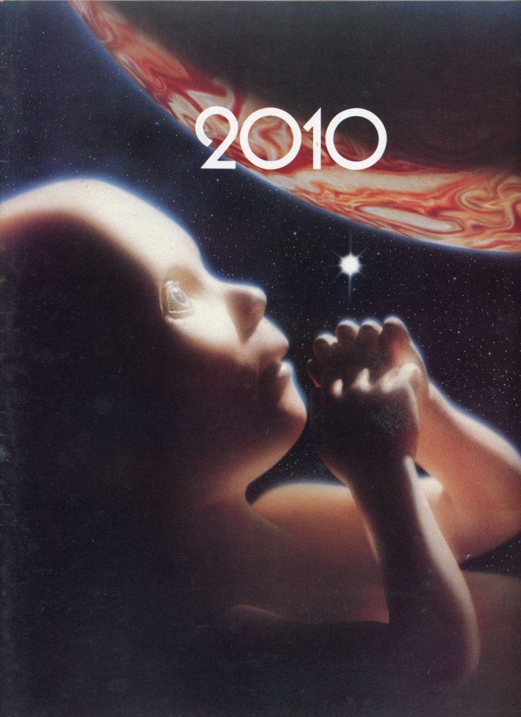 Rare Original 2010: The Year We Make Contact U.S. 20 Page Pressbook (1984) Roy Scheider, John Lithgow & Helen Mirren