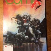Penthouse Comix Volume 1 Number 6 (Issue 6) March/April 1995 Arthur Suydam Cover Near Mint Condition