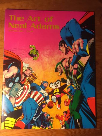 The Art of Neal Adams Volume One (1975)
