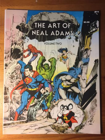 The Art of Neal Adams Volume Two (1977)