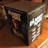 Planet of the Apes The Ultimate DVD Collection with Vinyl Caesar Bust Limited Edition 5,200 of 10,000