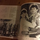 The Last Starfighter Japanese Theatre Program Guide Movie Magazine (1984) Lance Guest & Nick Castle