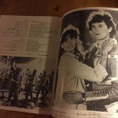 The Last Starfighter Japanese Theatre Program Guide Movie Magazine (1984) Lance Guest & Nick Castle