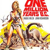 One Million Years B.C. 2-Disc Blu-ray Set