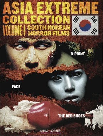 Asia Extreme Collection Volume 1: South Korean Horror Films DVD Box Set